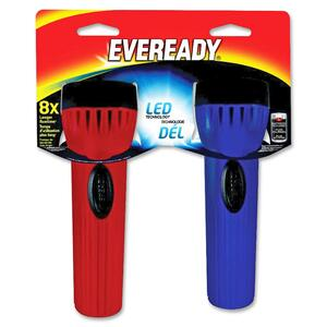 Eveready LED Economy Flashlight EVE3151L2S