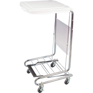 Hausmann 2189 Mobile Hamper Cart HNI2189