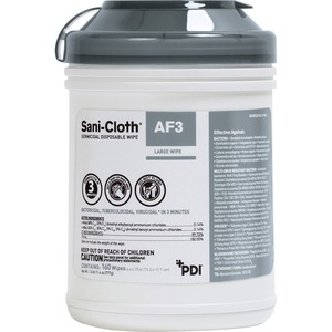 Sani-Cloth AF Sani-Cloth AF Germicidal Surface Cleaner NICPSAF077372