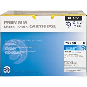 Elite Image Toner Cartridge - Remanufactured for Brother (TN115BK) - Black ELI75500