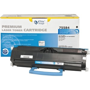 Elite Image Toner Cartridge - Remanufactured - Black ELI75584