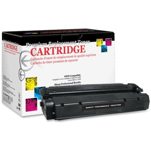 West Point Products Toner Cartridge - Replacement for Canon - Black WPP200069P