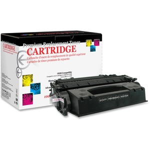 West Point Products Toner Cartridge - Replacement for HP - Black WPP200174P