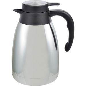 Genuine Joe Mirror Finish Classic Vacuum Carafe GJO11952