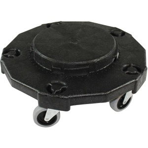 Genuine Joe Round Dolly GJO11586