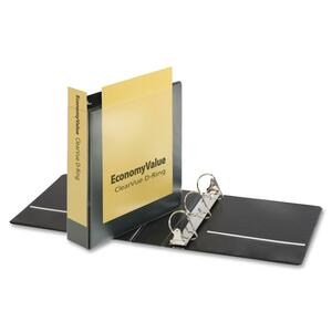 Cardinal EconomyValue ClearVue Slant-D Ring Binder CRD90120