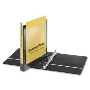 Cardinal EconomyValue ClearVue Slant-D Ring Binder CRD90100