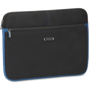 "Solo Tech Carrying Case (Sleeve) for 16"" Notebook - Blue USLTCC105420"