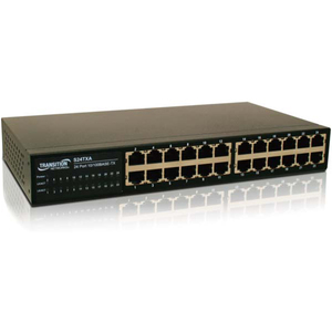 24PORT 10 / 100BSE-TX COMPACT FAST ENET SWITCH