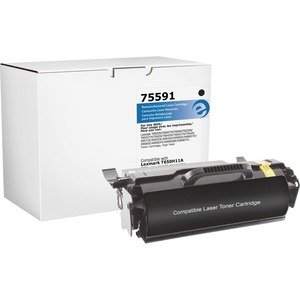 Elite Image Remanufactured Lexmark 650H11A Toner Cartridge ELI75591