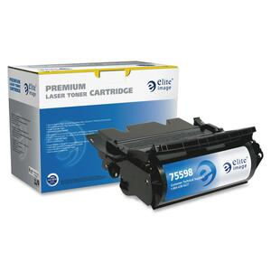 Elite Image Remanufactured InfoPrint IFP75P4301 Toner Cartridge ELI75598