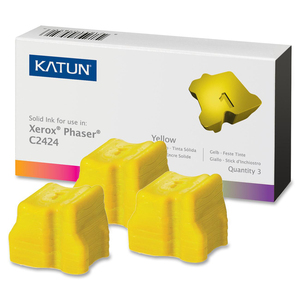 Katun Solid Ink Stick (108R006602, 108R00662) - Yellow KAT37977