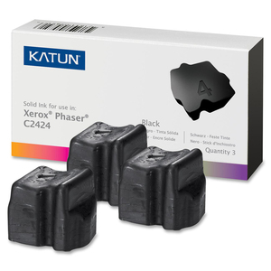 Katun Solid Ink Stick (108R006603, 108R00663) - Black KAT37978