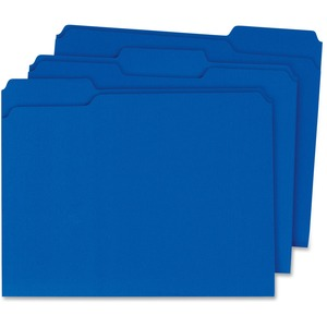 Globe-Weis Single Top Colored File FolderFile Folder GLW13043GW