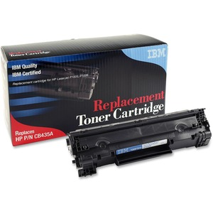 IBM Toner Cartridge (CB435A) - Black IBMTG85P7010