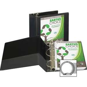 Samsill Recycled Insertable View Binder SAM18900