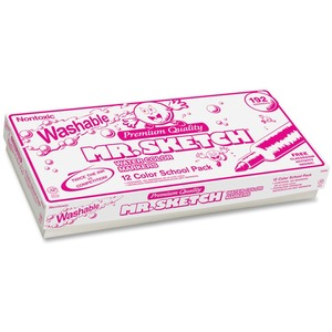 Sanford Mr. Sketch Waterbased Marker SAN1916TL