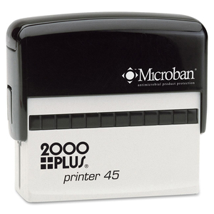 COSCO 2000 Plus P45 Printer Stamp COSP45