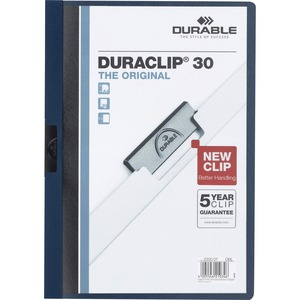 Durable DURACLIP Report Cover DBL220328