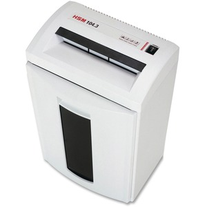 HSM Classic 104.3cc Cross-Cut Shredder HSM1288