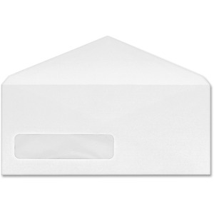 Quality Park No.10 See-through Window Envelopes QUACO170
