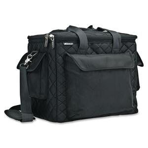 "AutoExec Carrying Case (Tote) for 16"" Notebook - Black AUE15000"