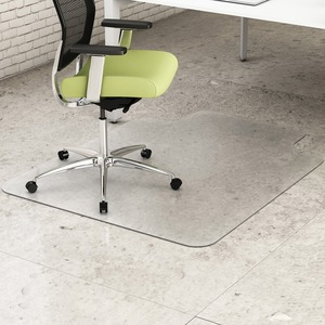 Deflect-o EnvironMat Chair Mat with Lip DEFCM2G112PET