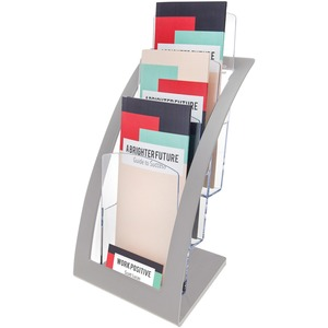 Deflect-o Contemporary Literature Holder DEF693645