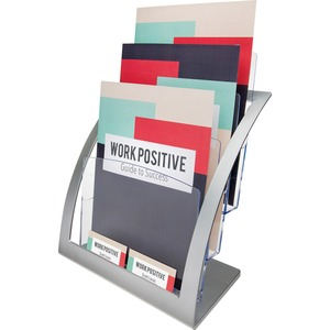 Deflect-o Contemporary Literature Holder DEF693745