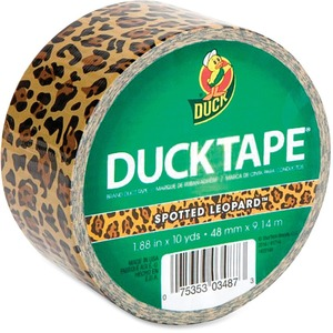 Duck Printed Duct Tape DUC1379347RL