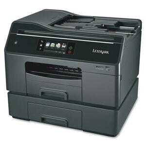 Lexmark OfficeEdge 5500T Inkjet Multifunction Printer - Color - Plain Paper Print - Desktop LEX90P0100