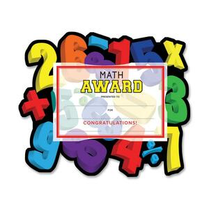 Southworth Motivations Math Award Certificate SOUMAK3