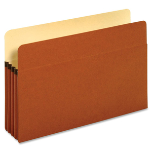 Globe-Weis Standard File Pocket - Contract Pack GLW64224GW