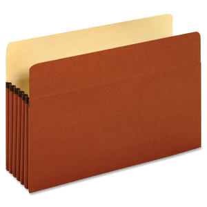 Globe-Weis Standard File Pocket - Contract Pack GLW64234GW