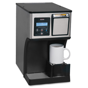 BUNN My Cafe 1450 W Pod Coffee Machine - Silver BUNMCAP