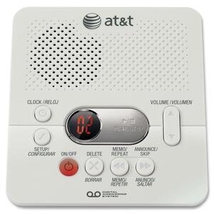 AT&T Digital Answering System w/60 Min Record Time ATT1740