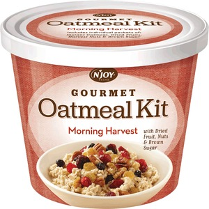 Njoy Gourmet Morning Harvest Oatmeal SUG40772