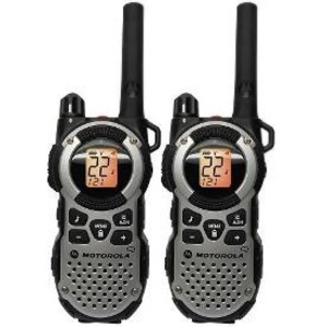 Motorola MT352R Weatherproof 2-Way Radio With High Capacity Battery MTRMT352R