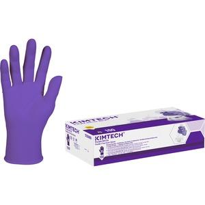 Kimberly-Clark KC500 Purple Nitrile Exam Gloves KIM55080