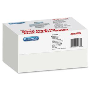 PhysiciansCare First Aid Kit Refill, Contains 307 Pieces ACM90164
