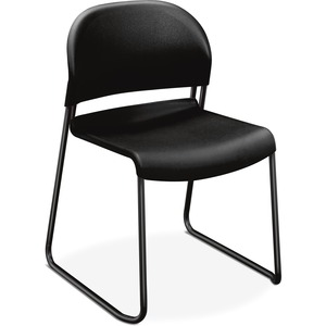 HON Stack Chair w/Painted Legs HON4031ONT