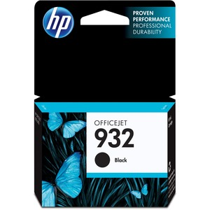 HP 932 Ink Cartridge - Black HEWCN057AN