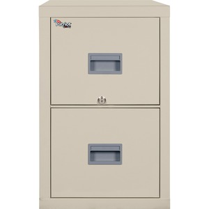 FireKing Patriot Series 2-Drawer Vertical Files FIR2P1825CPA