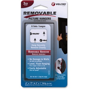 Velcro Removable Adhesive Picture Hanger VEK91650