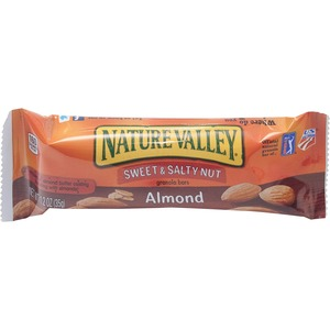 NATURE VALLEY Sweet & Salty Nut Bars with almonds GNMSN42068