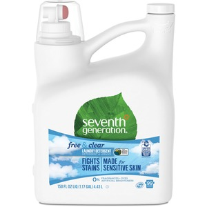Seventh Generation Natural Liquid Laundry Detergent SEV22803
