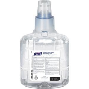 Purell Advanced Foam Hand-Sanitizer Refill GOJ190402