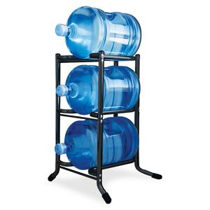 Nestle Zephyr 3-Bottle 5-Gallon Rack NLE00303