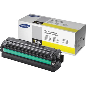 Samsung CLT-Y506L Toner Cartridge - Yellow SASCLTY506L