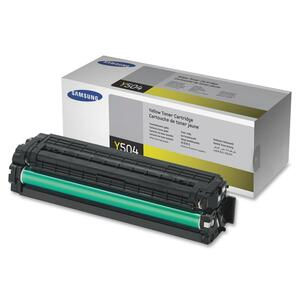 Samsung CLT-Y504S Toner Cartridge - Yellow SASCLTY504S